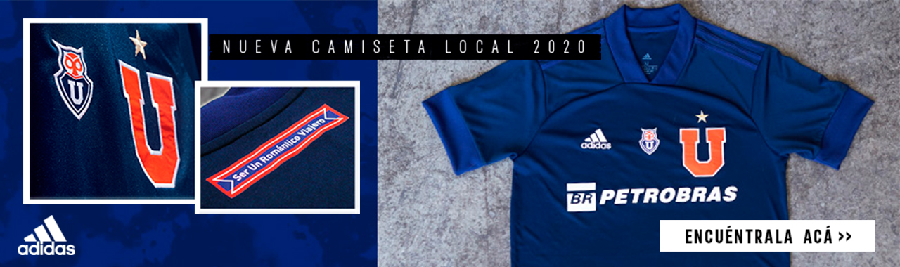 Camisetas de U de Chile Adidas