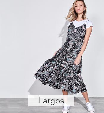 Vestidos Largos Mujer