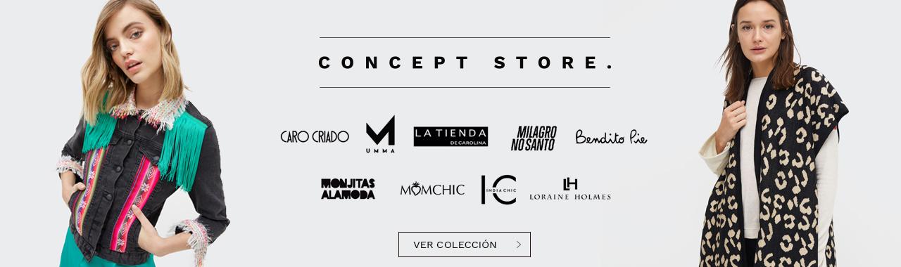 Ver todo Concept Store