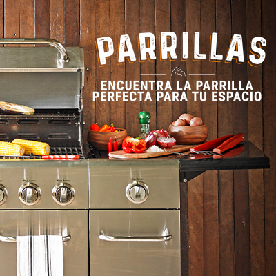 Evento Parrillas