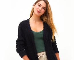Ver todo blusas y poleras Sweaters y chaquetas