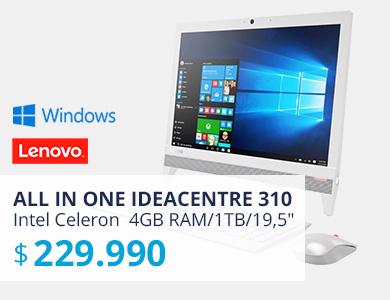 All in One Lenovo IdeaCentre 310