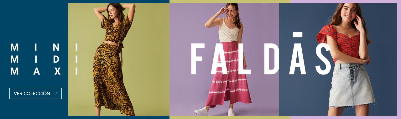Ver todo Colección Faldas
