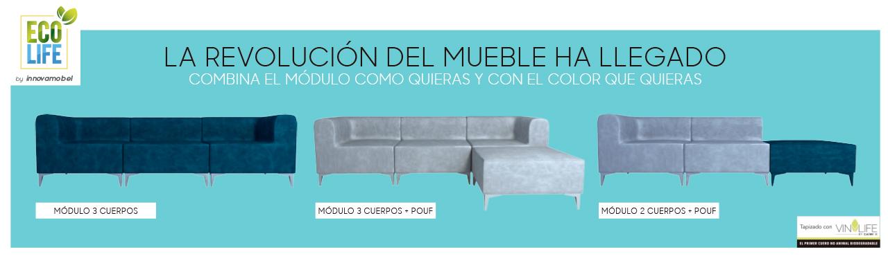Nuevos muebles innovamobel ecolife