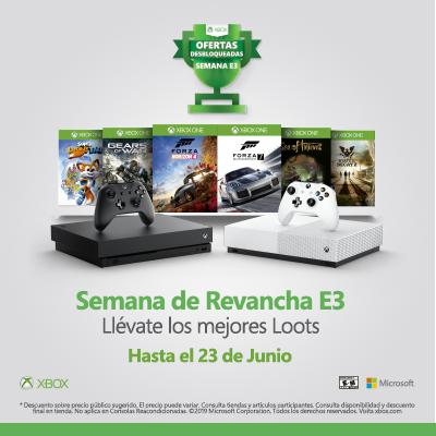 Llévate los mejores loots en la semana de Revancha E3
