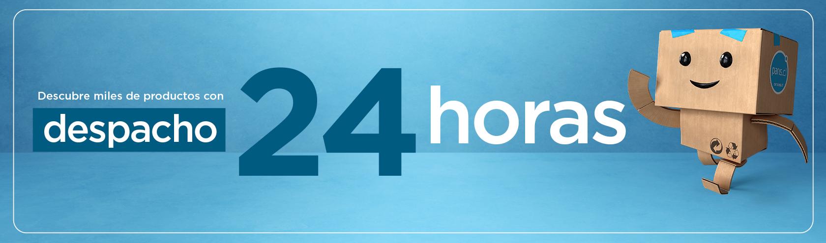 despacho 24 horas