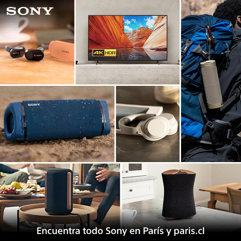 Todo Sony en Paris.cl
