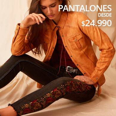 Ver todo Pantalones Western