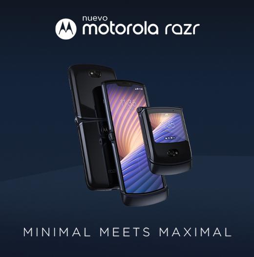 Lanzamiento Motorola