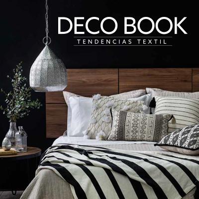 Las mejores ofertas para decorar tu casa con Decobook Textil