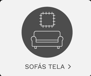 Ver todo Sofás de Tela