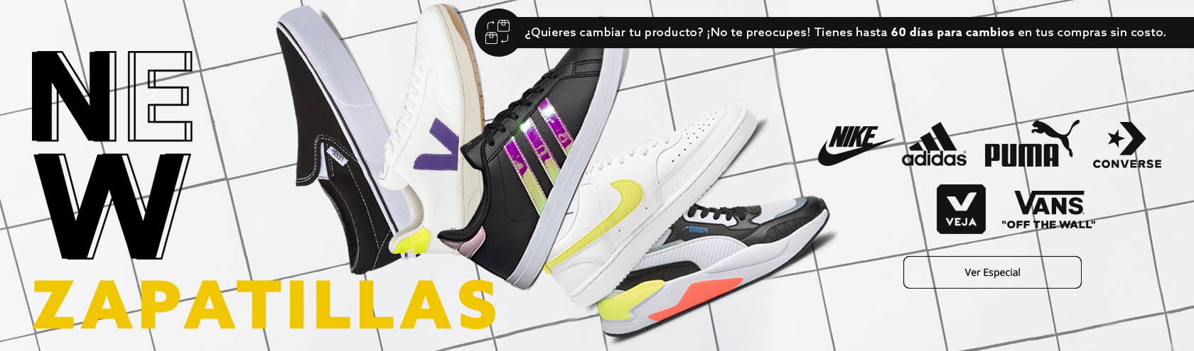 Zapatillas New In