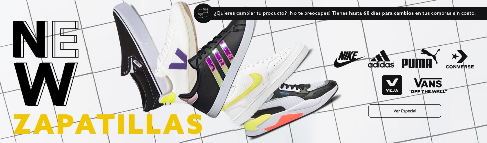 Ver nueva colección Zapatillas