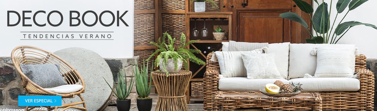 Encuentra lo mejor para decorar tu casa en el Decobook Verano de paris.cl