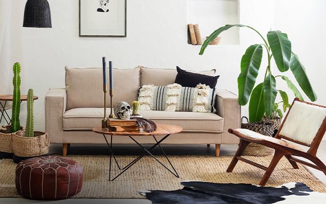 50 por ciento de descuento con tarjeta cencosud en muebles
