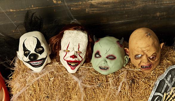 Máscaras de Horror Halloween