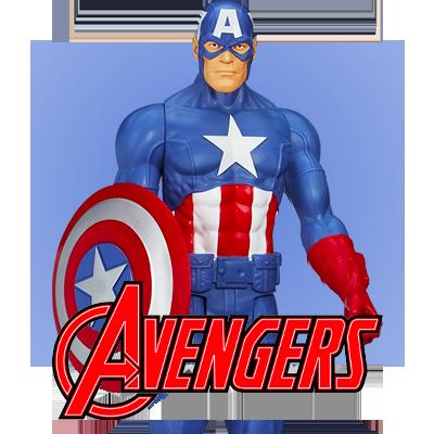 Ver todo Avengers