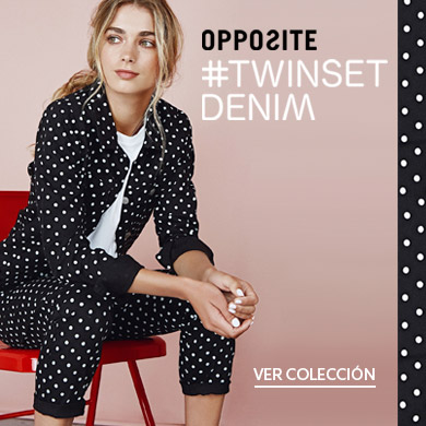 Coleccion Opposite Twin Set