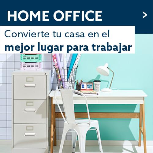 Convierte tu casa en el mejor lugar para trabajar