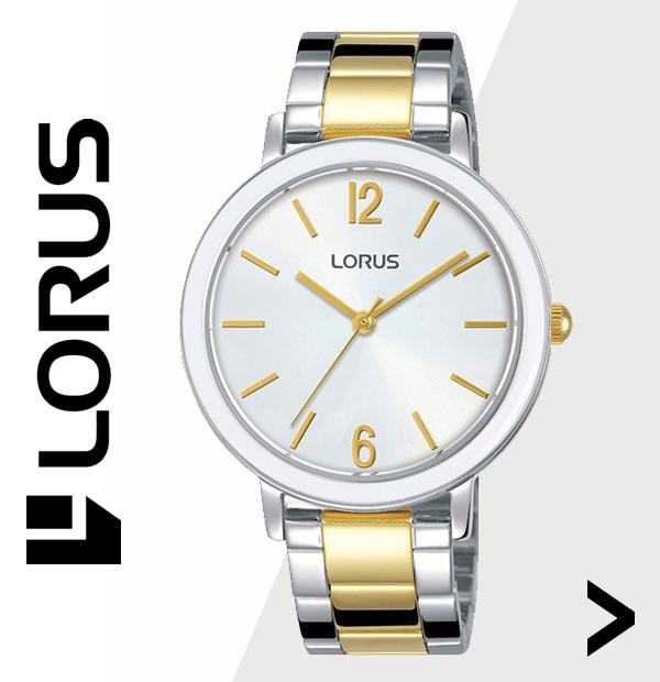 Ver todo relojes mujer Lorus by Seiko