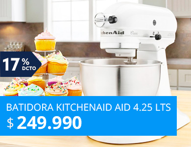 Batidora Pedestal Kitchenaid AID 4.25 LTS