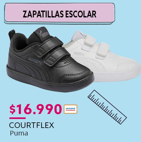 Courtflex Puma desde 21.990