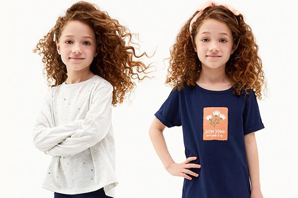 Ropa y accesorios para niñas tallas 2 a 16