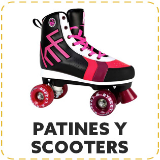 Patines y Scooters
