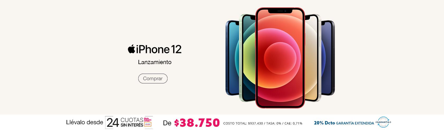 Ver ofertas de lanzamiento iPhone.