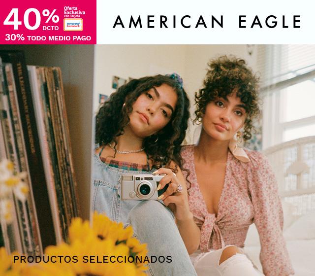 AMERICAN EAGLE 40/20. Productos Seleccionados