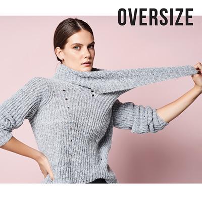 Ver todo Tejidos Oversize Mujer