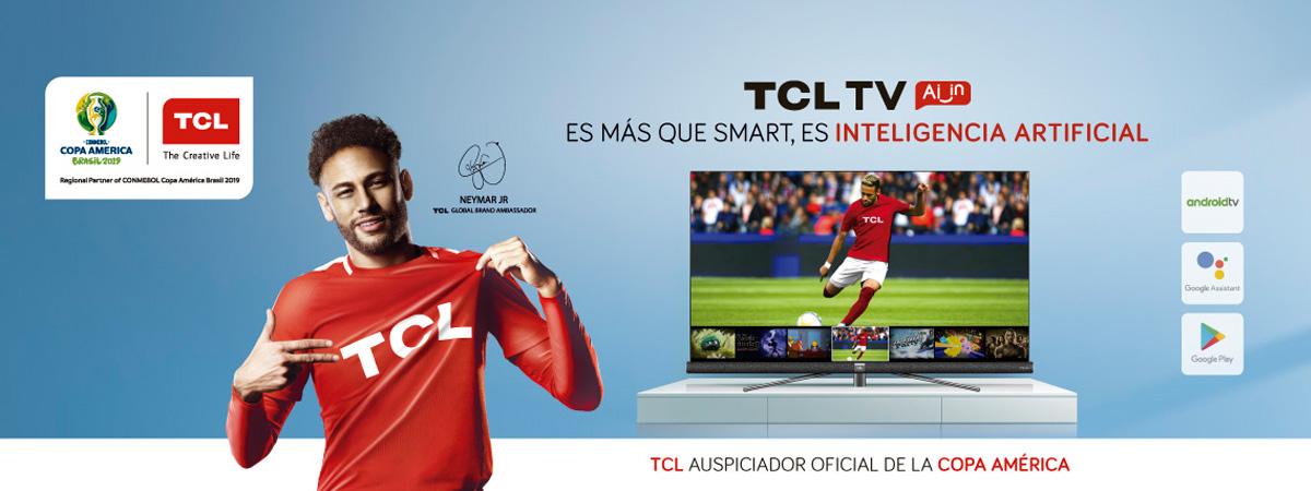 TLC Auspiciador Copa América