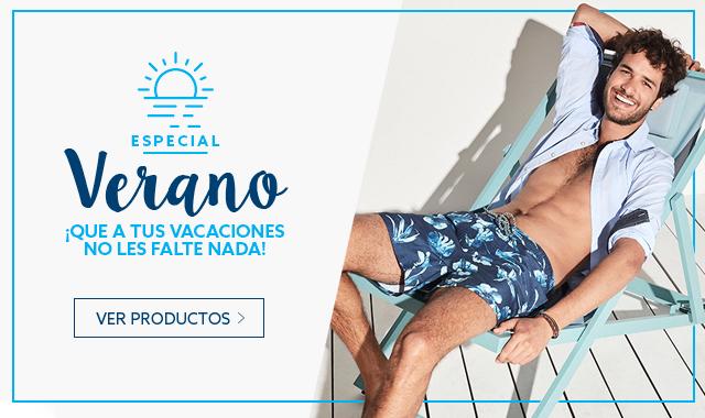 Especial verano hombre