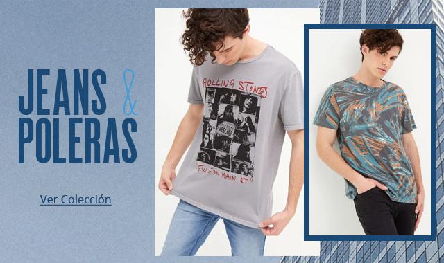 Especial Jeans y Poleras