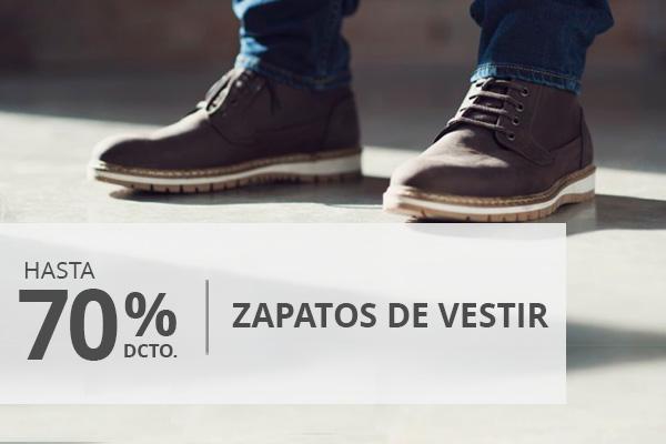 Hasta 70 descuento zapatos de vestir