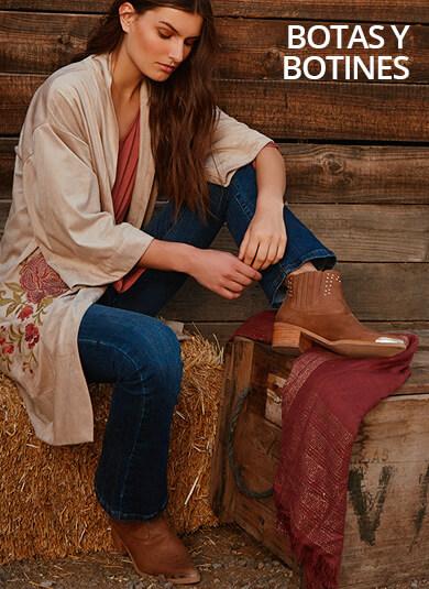 Zapatos, Botas y Botines Colección Western