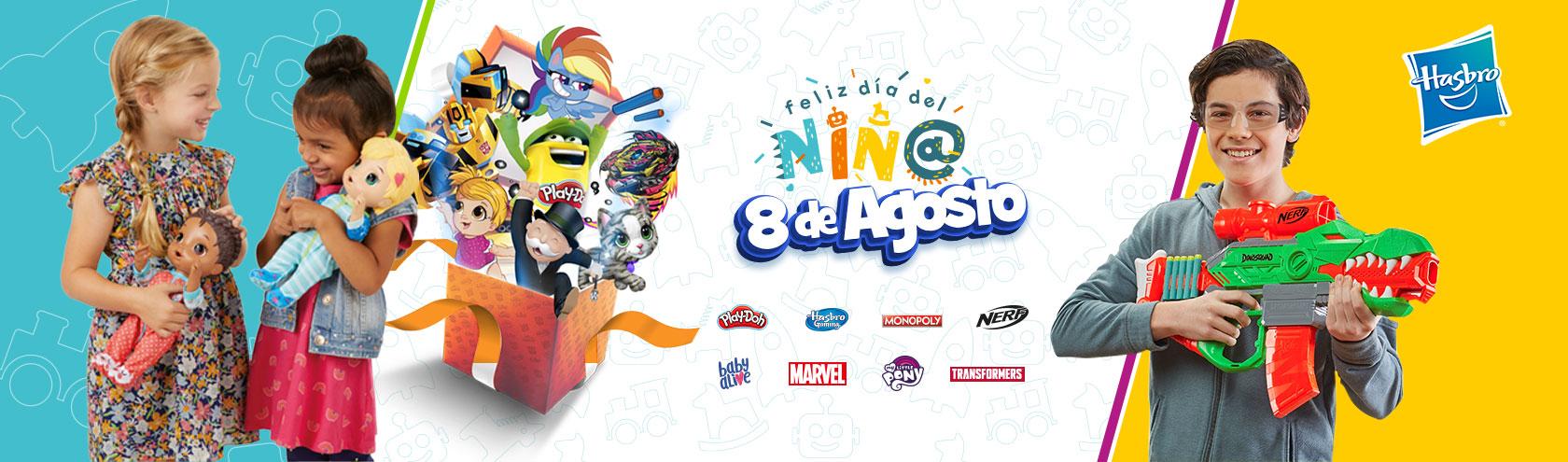 Hasbro Dia de Niño