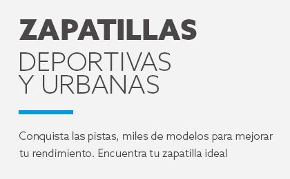 Zapatillas Deportivas y Urbanas