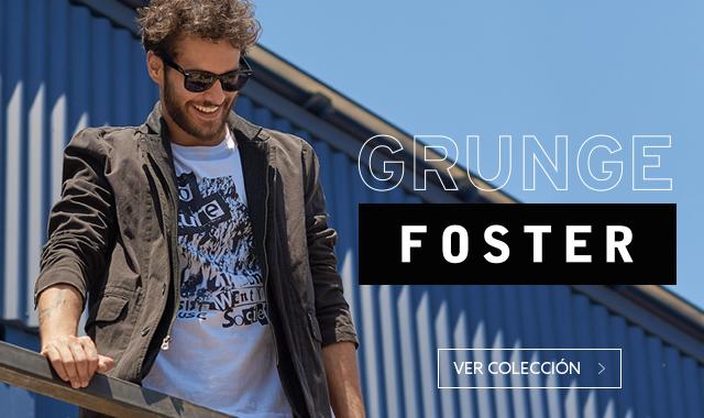 Ver todo Grunge Foster