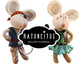 Ver todo Ratoncitos