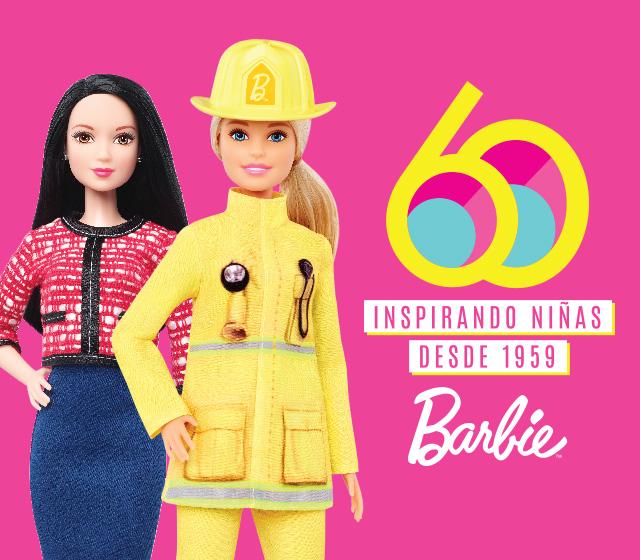 60 años Barbie