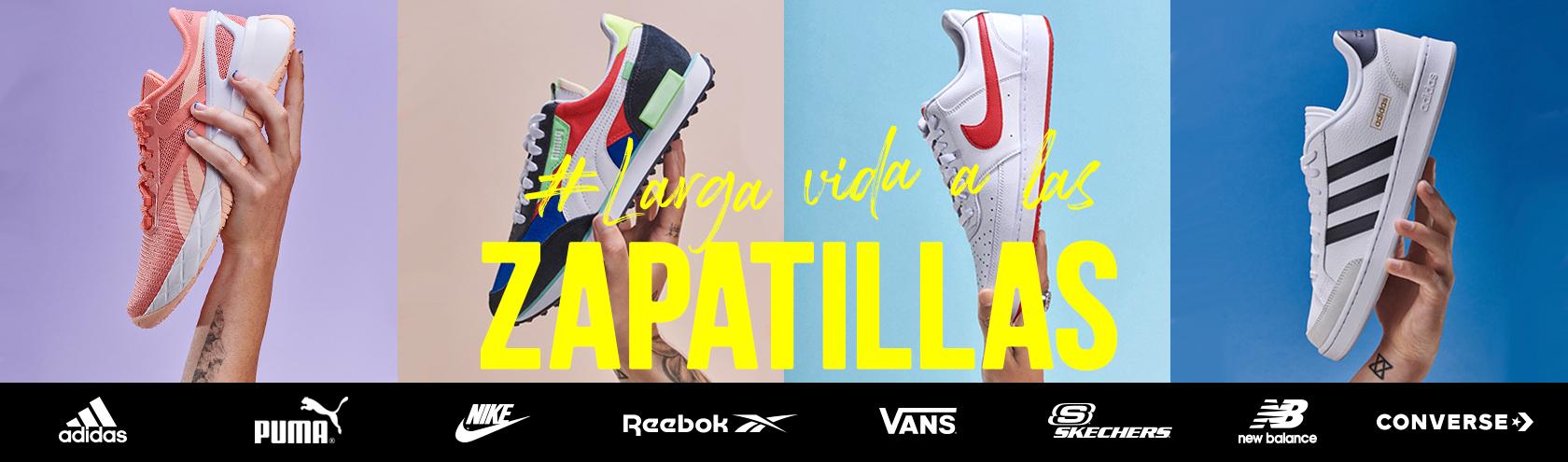 #Larga vida a las Zapatillas
