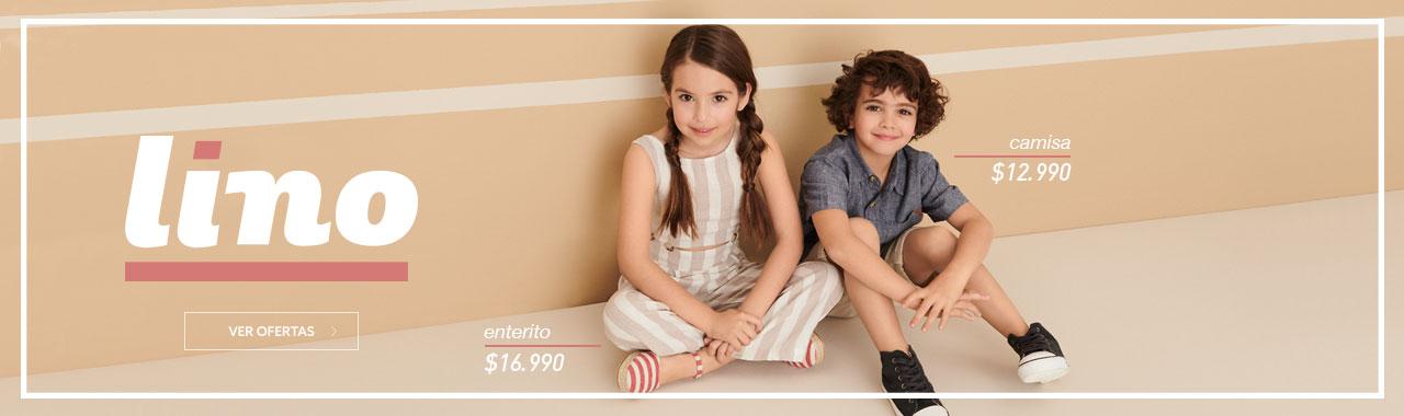 Colección Lino Infantil