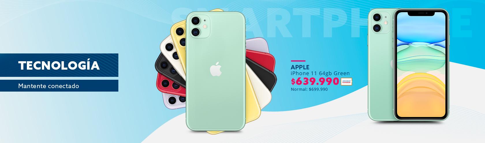 Oferta en iphone 11 64 gb