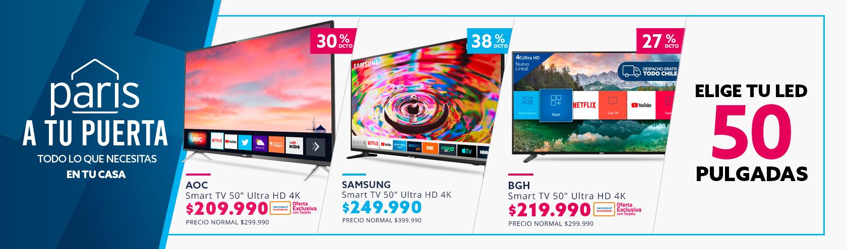 Ver ofertas en TV