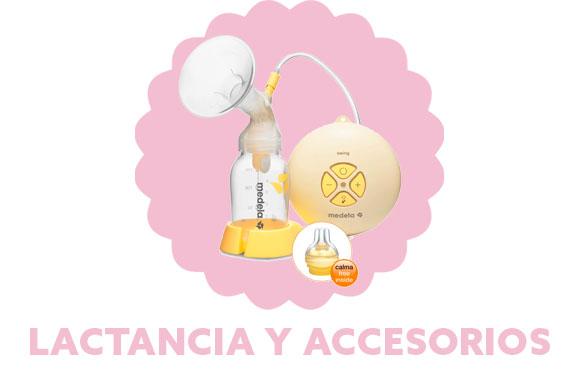 Lactancia y accesorios