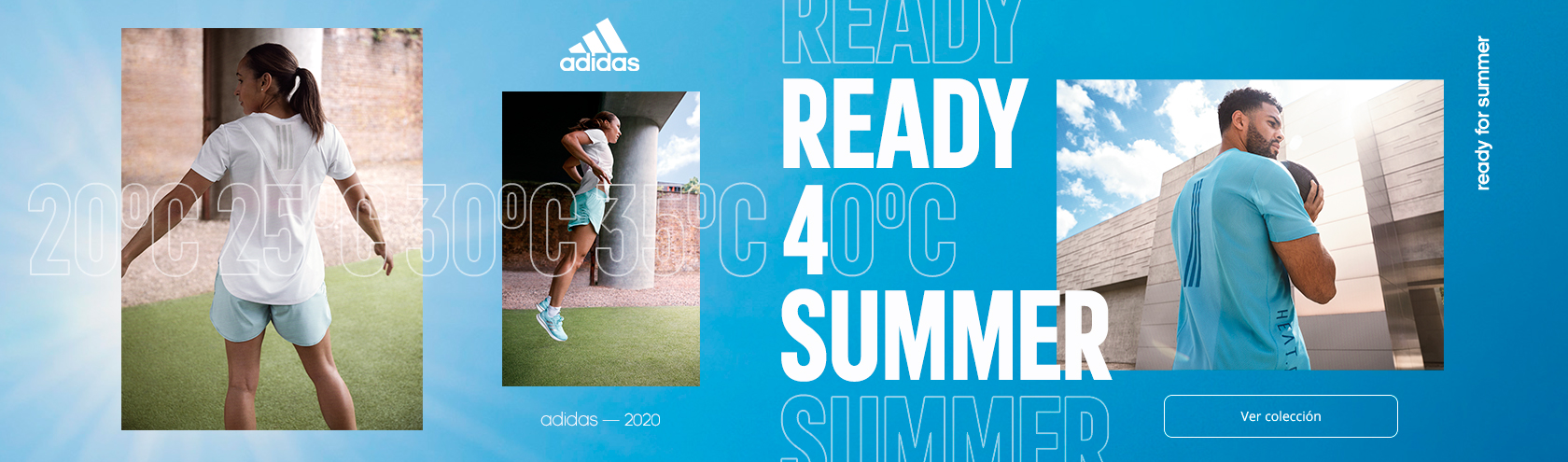 Adidas Summer en Paris.cl