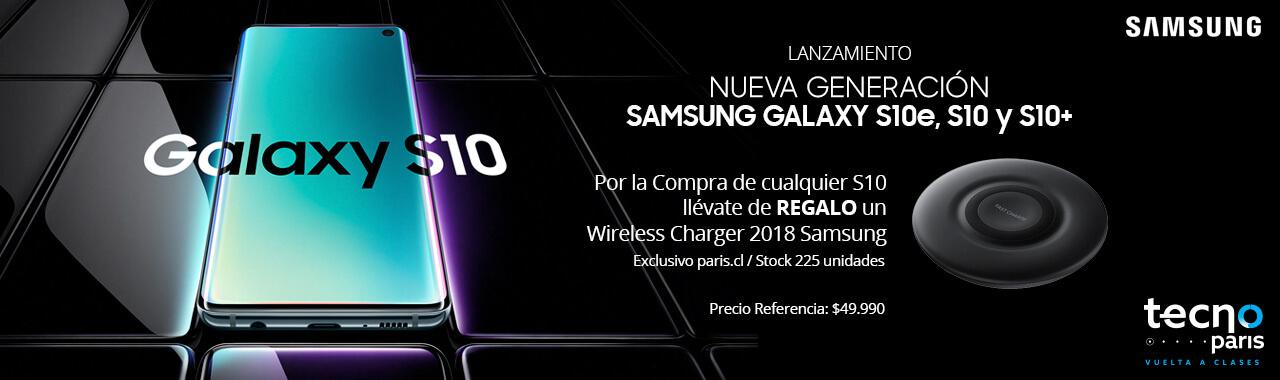 Lanzamiento Samsung