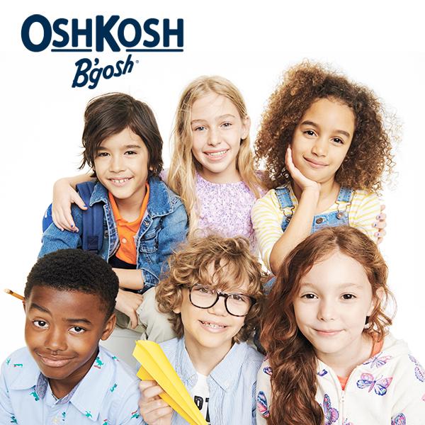 Niños y bebés, nueva colección Oshkosh