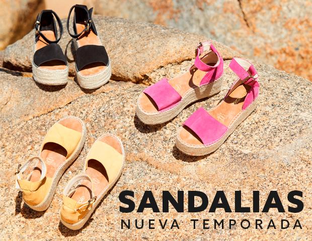 Ver todo Sandalias